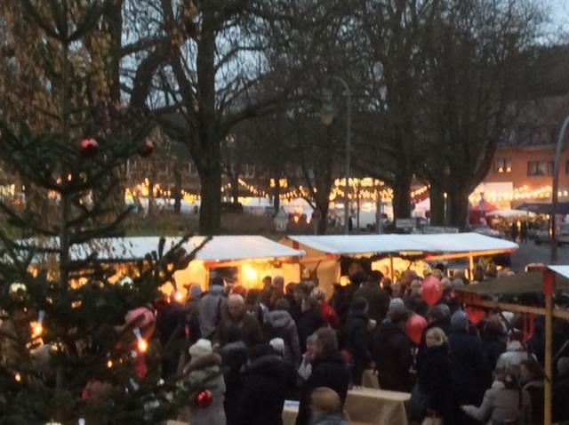 Weihnachtsmarkt Frohnau 2021